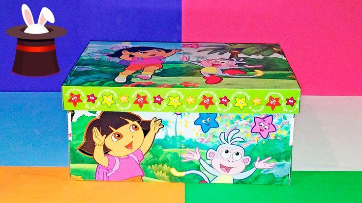 Caja Sorpresa De Dora Con Huevos Kinder Sorpresa Os traemos un nuevo vídeo de unboxing de huevos kinder sorpresa en una caja sorpresa de Dora la Exploradora pero esta vez no vamos a desvelar lo que contendrán los huevos así que atent@s al vídeo. Tenéis ganas de saber que es? Caja Sorpresa De Dora Con Huevos Kinder Sorpresa Descubre todo un mundo de sorpresas y sobre todo aprende jugando. Si quieres que te nombremos en el vídeo puedes comentar por aquí o a través de nuestra web…