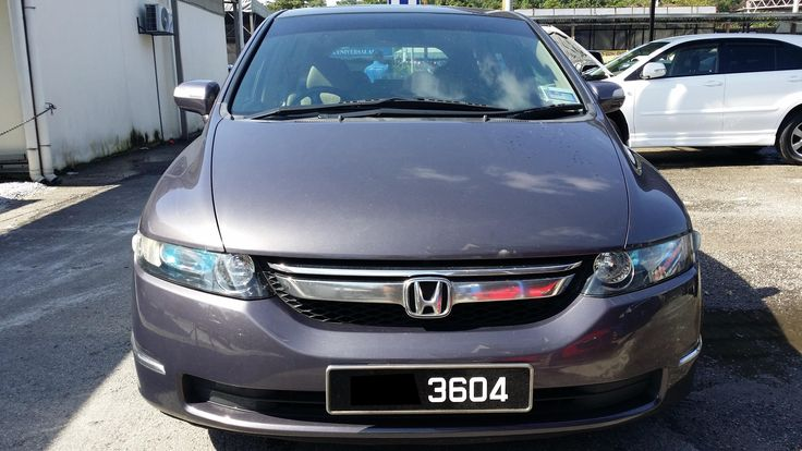 2007 Honda Odyssey 2.4