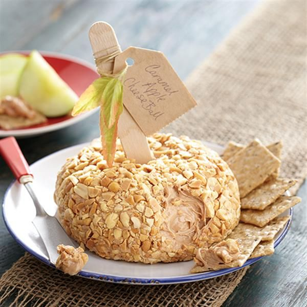 Pillsbury™ Caramel Apple Flavored Frosting is easy and convenient! Available at Walmart.