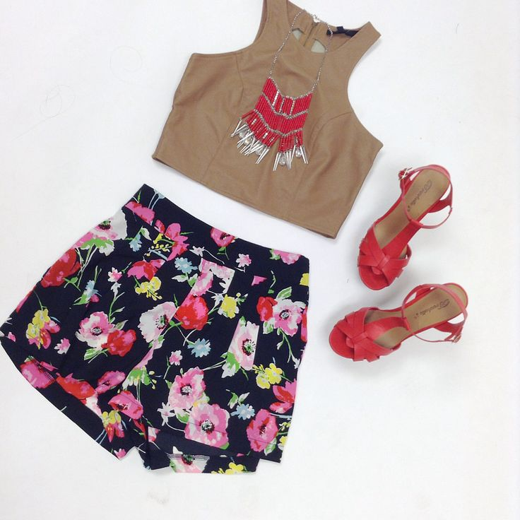 Edgy Summer Style