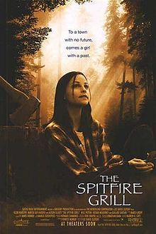 The Spitfire Grill is a 1996 American motion picture that tells a story of a woman who was just released from prison and goes to work in a small-town café known as The Spitfire Grill. A central theme is redemption. - It touches my heart at each viewing.