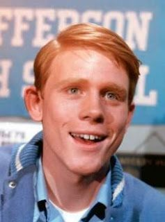 Ron Howard Richie | Richie Cunningham from the TV show Happy Days played by Ron…