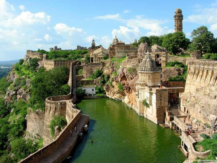 Chittorgarh-fort-India-1