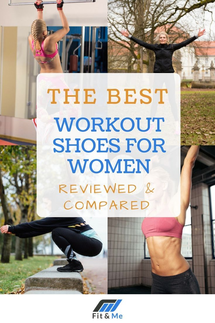 Having the right shoes for your workout is essential, both to the health of your feet and the results you get. Discover the best workout shoes for women!