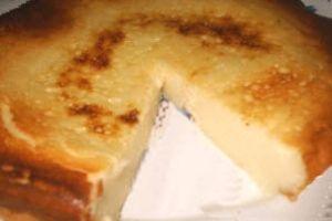 Torta de queso o requesón