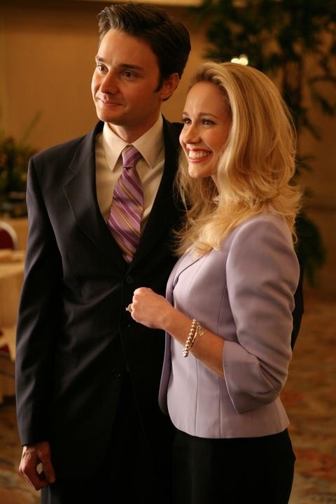 Steve and Sarah Newlin-In happier times!     Pre-Jason Stackhouse!!! LOL!!!!