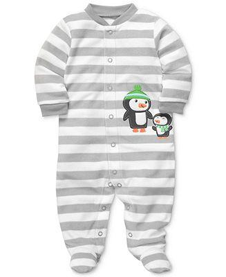 Carter's Baby Coverall, Baby Boys Polyester Microfleece Sleep 'N' Play...on sale for $7.99