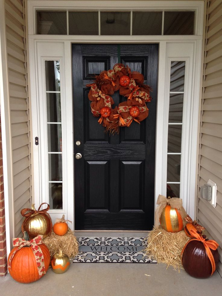 129 Best Fall Indoor And Outdoor Decor Images On Pinterest