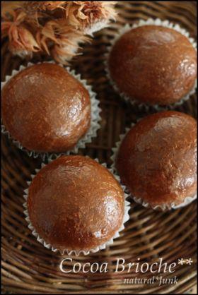 「濃厚!オレンジココアブリオッシュ」Ryu | お菓子・パンのレシピや作り方【corecle*コレクル】