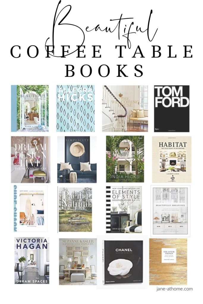 Beautiful Coffee Table Books To Elevate Your Decor With Images Coffee Table Books Coffee Table Books Decor Coffe Table Books