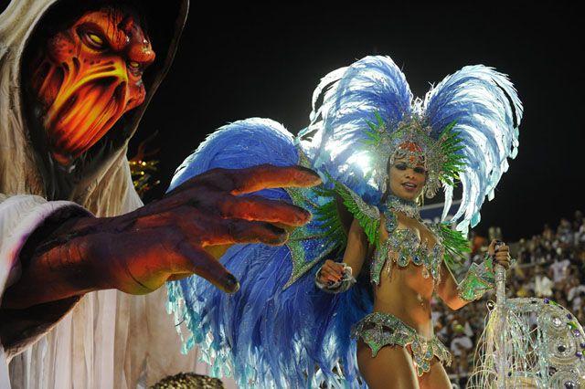 Carnaval 2012: fotos de los carnavales alrededor del mundo
