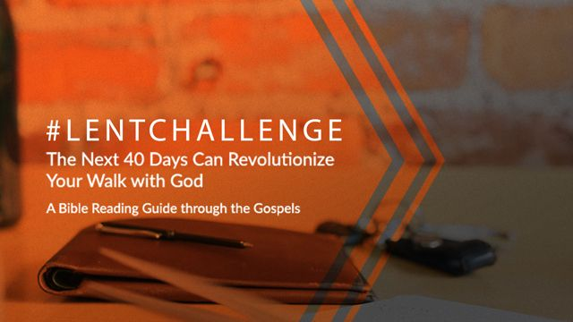 I just finished day 10 of the @YouVersion plan 'The 40-Day Gospel Bible Reading Challenge'. Check it out here:
