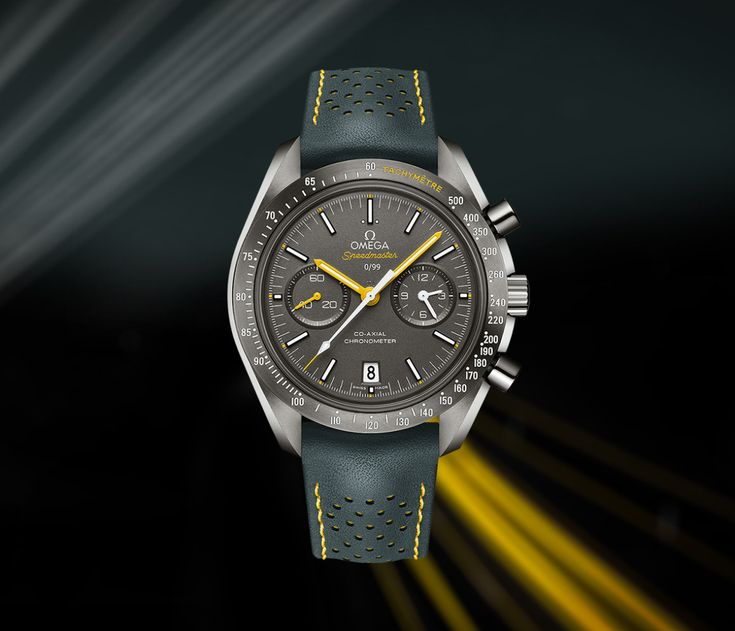 Omega releases a special edition Speedaster for the Porsche Club of America - Acquire
