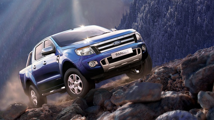 Pick-Up of The Year 2013 Nova Ranger | Ford Portugal