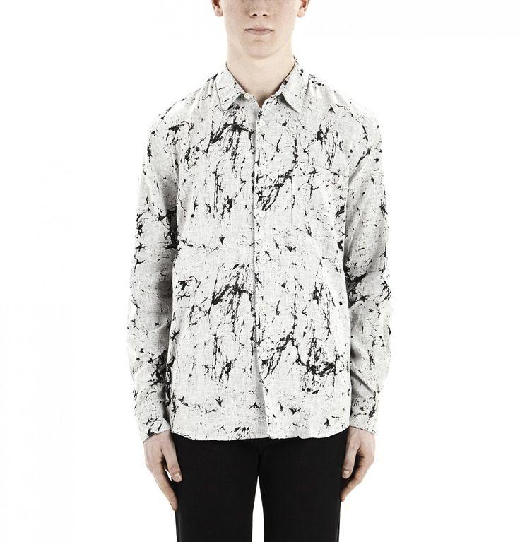 Cracked Linen First Shirt
