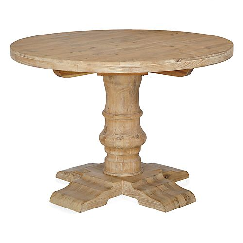 Eva - Tables rondes, Tables carrées-Tables, Chaises Table ronde en acacia D110cm