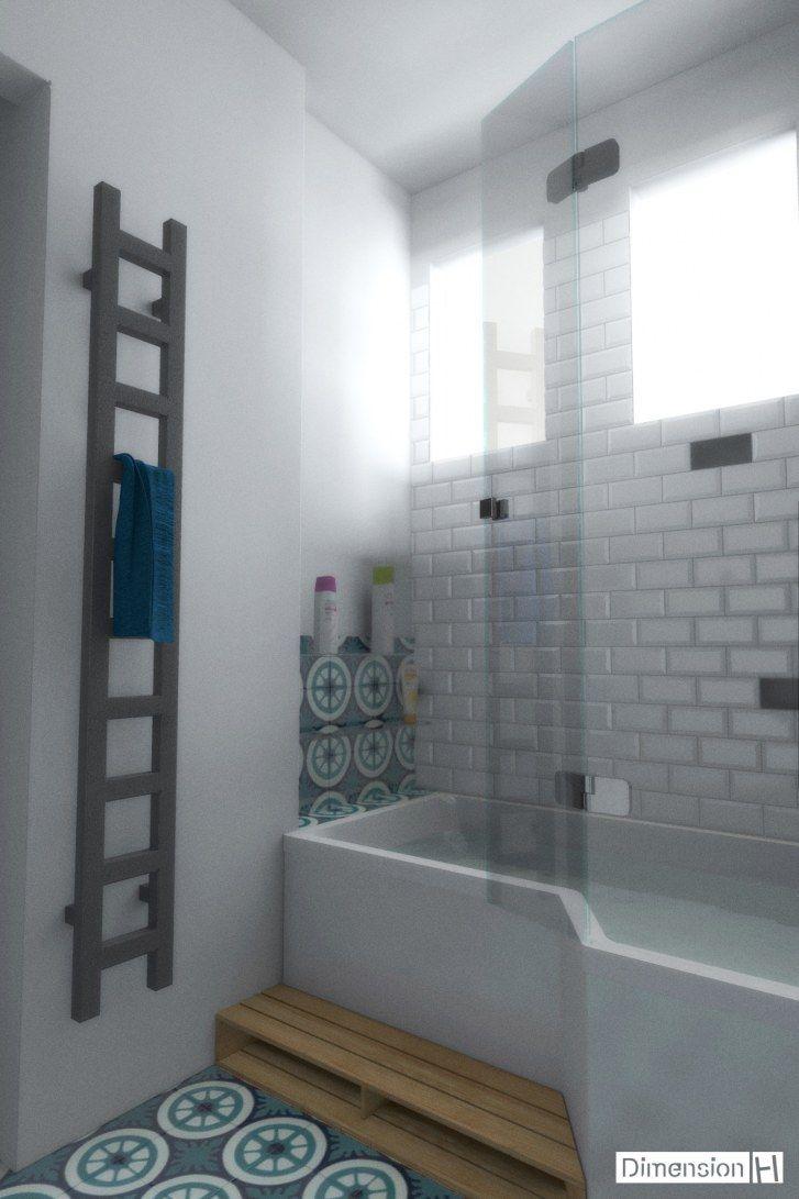 25 best ideas about salle de bain 4m2 on pinterest. Black Bedroom Furniture Sets. Home Design Ideas