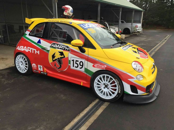 252 best Abarth Racing images on Pinterest | Fiat abarth, and ...