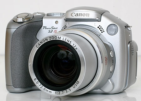 ~ Canon PowerShot S2 IS Review | Digital Camera Resource Page