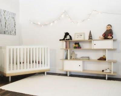Oeuf nursery furniture. love!