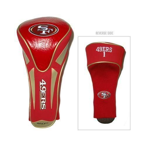 San Francisco 49ers NFL Single Apex Jumbo Headcover https://www.fanprint.com/licenses/san-francisco-49ers?ref=5750