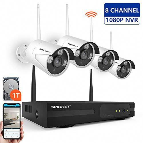 Http Www Alarm Security Us Securitycameras Homesecuritysystems Homesecuritycame Wireless Security Camera System Video Security System Wireless Home Security