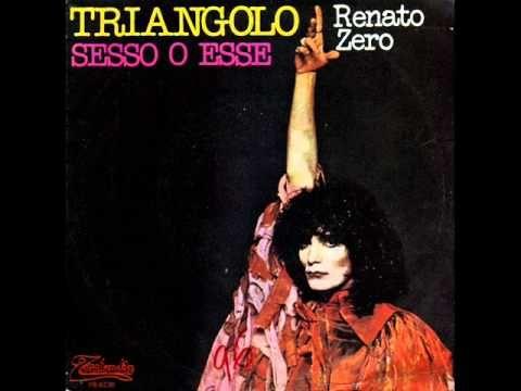 Renato Zero - Triangolo