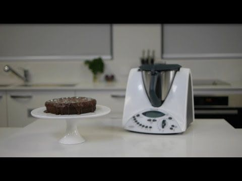 Quirky Cooking Flourless Chocolate and Coconut Cake - Thermomix Recipe - YouTube