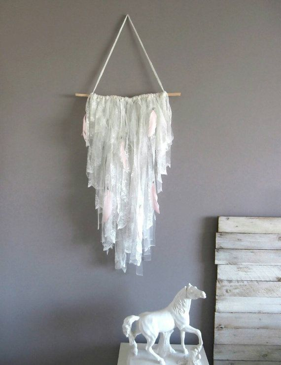 Hey, I found this really awesome Etsy listing at https://www.etsy.com/listing/215280851/white-bohemian-decor-lace-fabric-decor