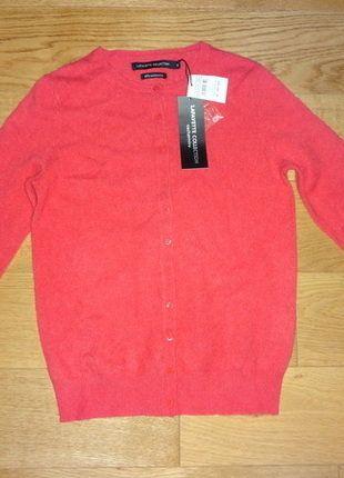 À vendre sur #vintedfrance ! http://www.vinted.fr/mode-femmes/pull-overs-and-sweat-shirts-cardigans/25959027-gilet-cardigan-rouge-clair-lafayette-collection-cachemire-neuf-avec-etiquette