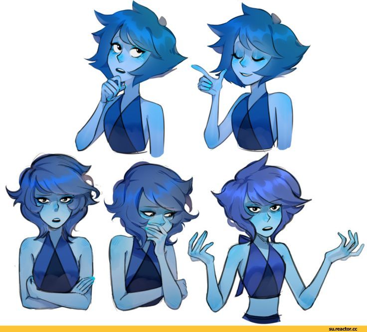 Steven universe,фэндомы,Lapis Lazuli,SU Персонажи,SU art,iml4