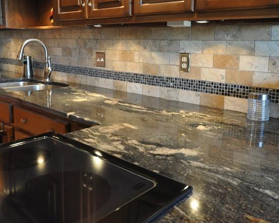Granite Tile Kitchen Countertops 50 best granite-tile backsplash images on pinterest | backsplash