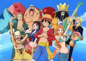 One piece! Tous les épisodes en streaming dés maintenant!!