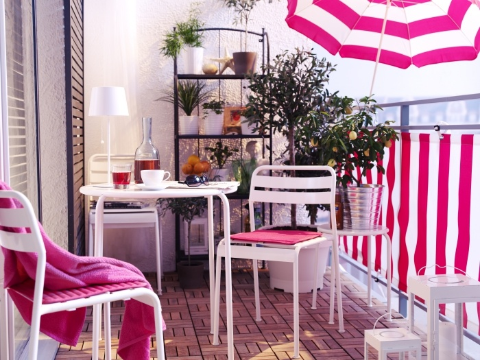 Ikea balkon home rooftops and terraces pinterest ikea for Balkon ikea