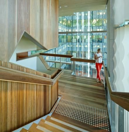 TheTranslational Research Institute By Wilson Architects And Donovan Hill.  Photography By Christopher Frederick Jones