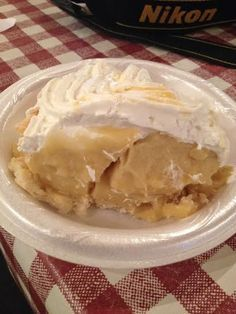 Homemade Amish Butterscotch Cream Pie