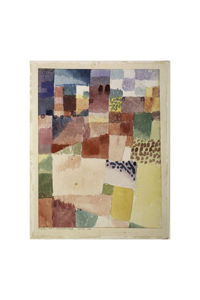86 best paul klee and august macke in 1914 images on pinterest. Black Bedroom Furniture Sets. Home Design Ideas