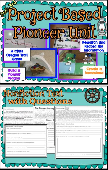 Do you love the game Oregon Trail? Check out this interactive hands-on problem/project based unit.