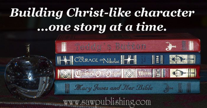 "Looking for godly reading material? Lamplighter Publishing is dedicated ""to make ready a people prepared for the Lord, by building Christ-like character one story at a time."""