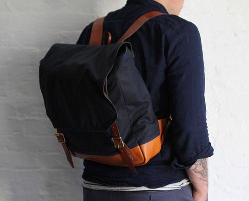 Backpack...Fields Industrial Rucksack, Schools Bags, Style, Men Bags, Navy Bags, Southern Fields Industrial, Navy Backpacks, Backpacks Southern, Bags Backpacks