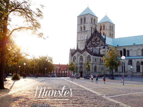 Fahrradstadt, Spießerstadt, Hipsterstadt und Regenstadt. Münster in Westfalen hat viele Klischees, aber so viel zu bieten. Meine Insider-Tipps findet ihr hier!