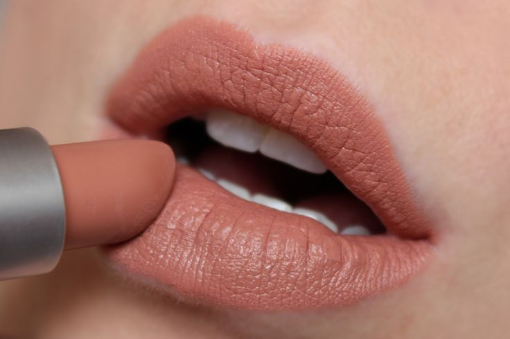 MAC - honeylove lipstick.