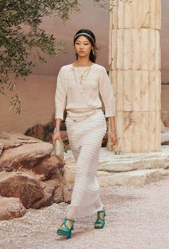 Ready-to-wear - Cruise 2017/18 - CHANEL