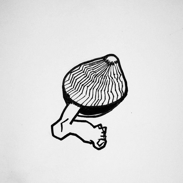 """VONGOLE VORACI """"Chi mangia chi"""" #everywhere  #LaFame#Vongole #Voraci  #Adriatic #Coast #sketching #Logo #fb #bembureda #blackandwhite #mywork http://ift.tt/1BRz37U"""