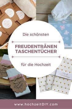 Die 7 BESTEN Ideen für Freudentränen Taschentücher