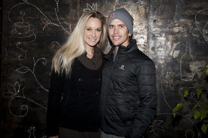Gorgeous Celebrity Couple Vanessa Haywood and Ryan Sandes