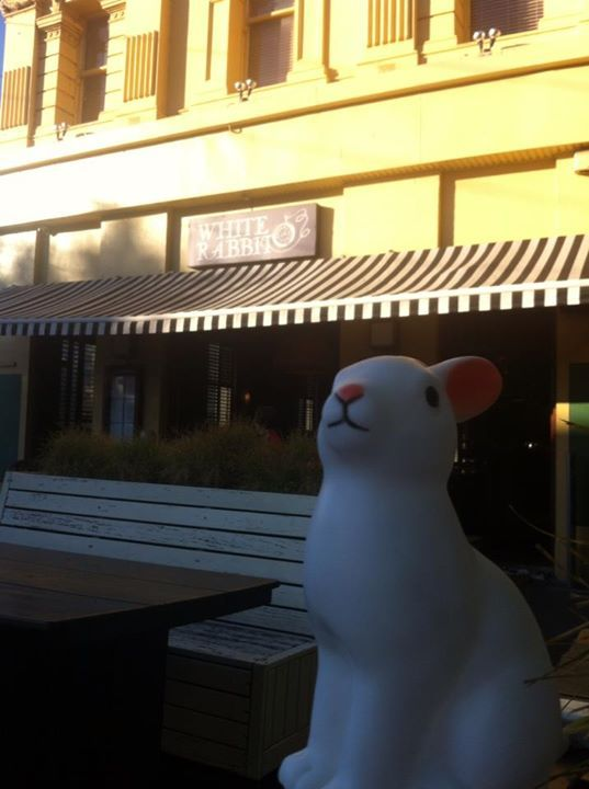 White Rabbit Restaurant, Brighton, Melbourne.