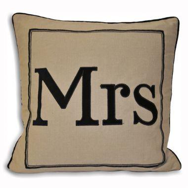 Mrs Cushion - £12 | brandinteriors.co.uk