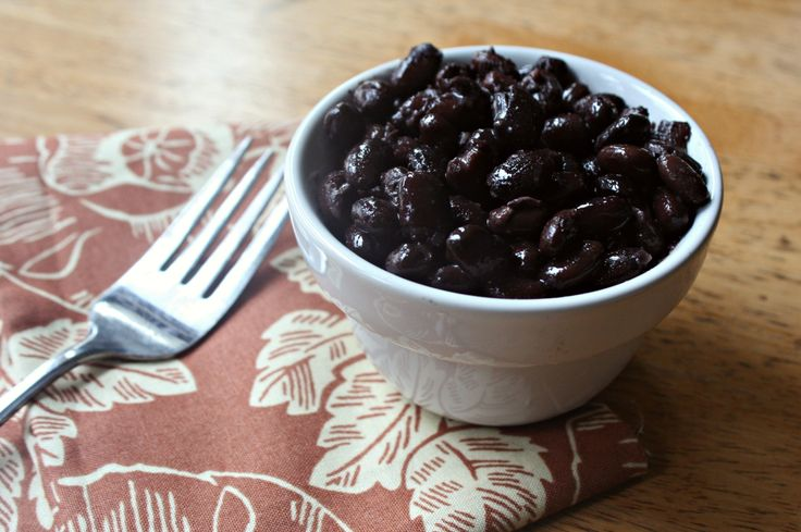 Nourishing Traditions Basic Black Beans | Radiant Life Blog