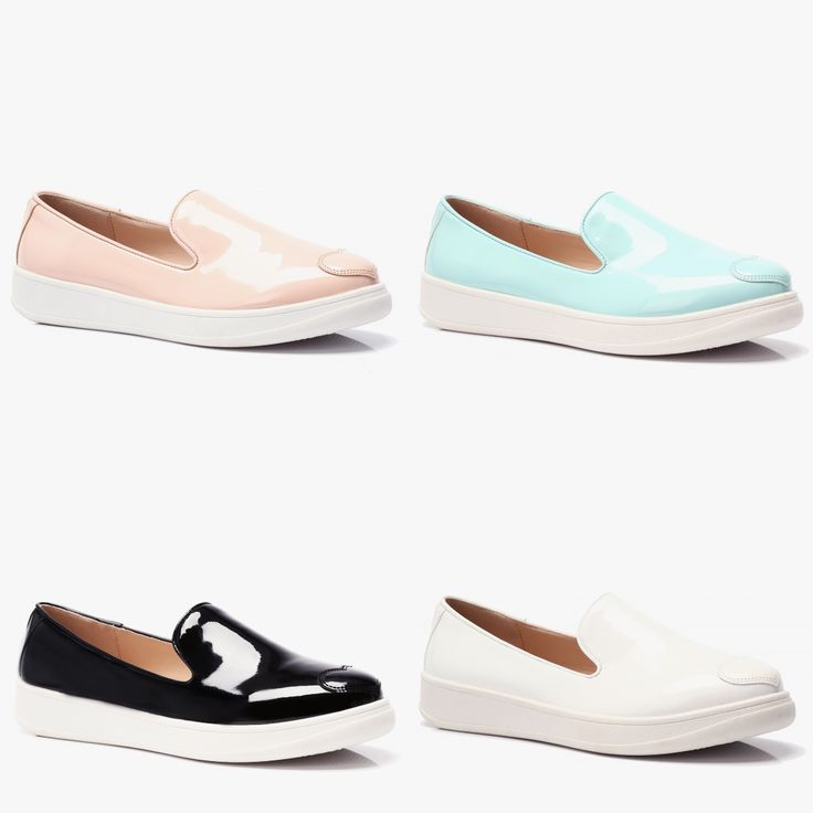 #sneakers #slipon #shoes http://bit.ly/TrampkiSlipOn